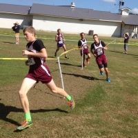 boys 5k 2014 Fairview Inv.
